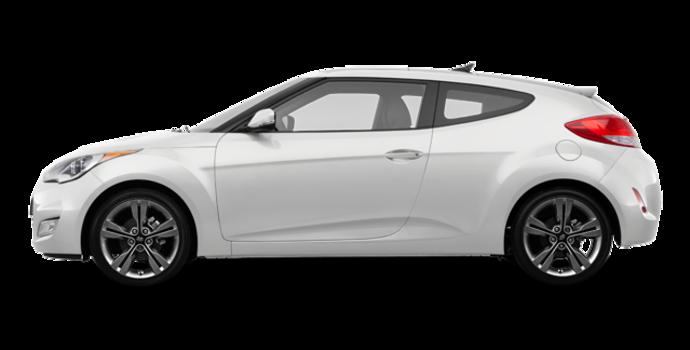 2016 Hyundai Veloster TECH | Photo 4 | Century White