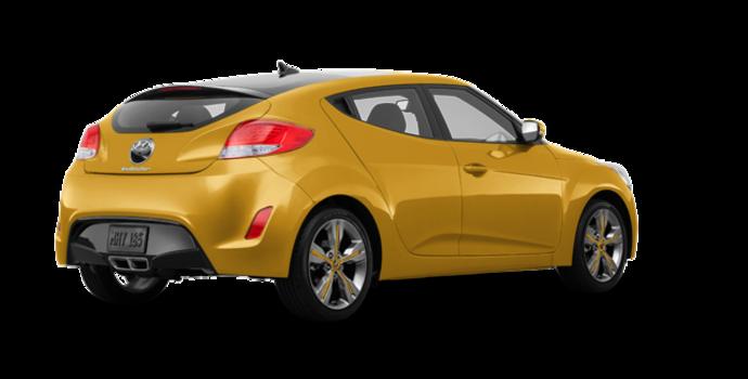 2016 Hyundai Veloster TECH | Photo 5 | Sunflower Yellow