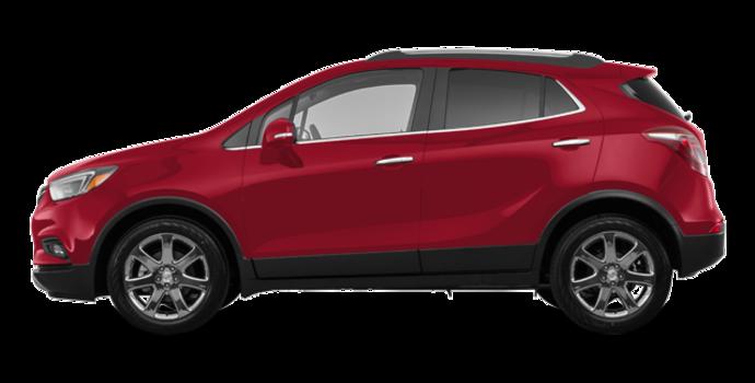 2017 Buick Encore ESSENCE   Photo 4   Winterberry Red Metallic