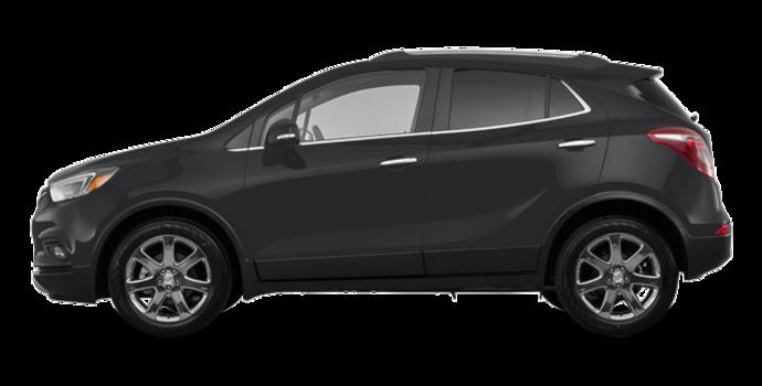 2017 Buick Encore ESSENCE   Photo 4   Graphite Grey Metallic