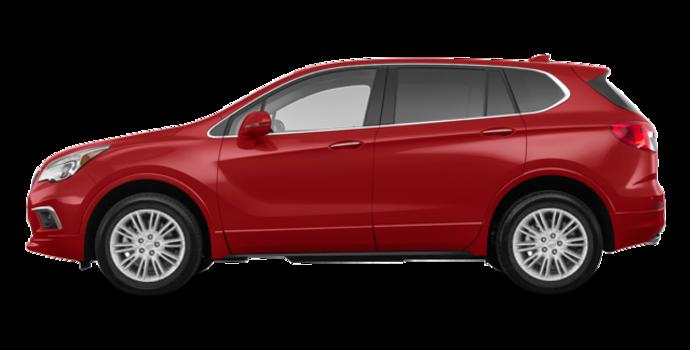 2017 Buick Envision Preferred | Photo 4 | Chili Red Metallic