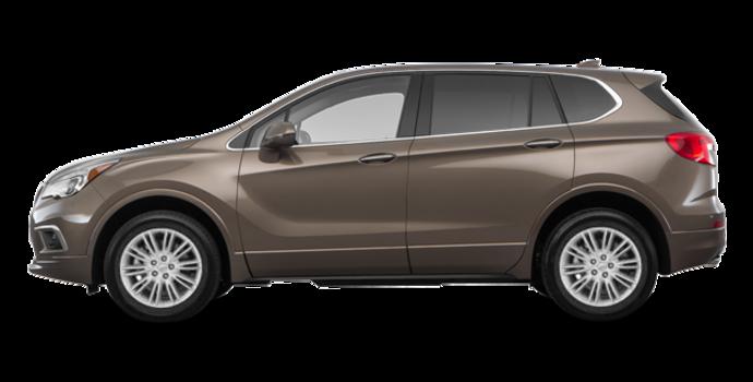 2017 Buick Envision Preferred | Photo 4 | Bronze Alloy Metallic
