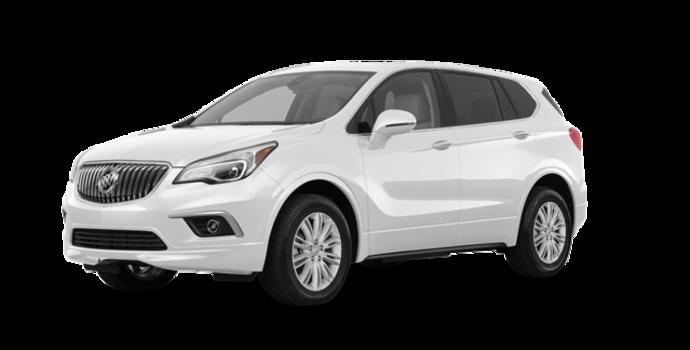 2017 Buick Envision Preferred | Photo 6 | Summit White