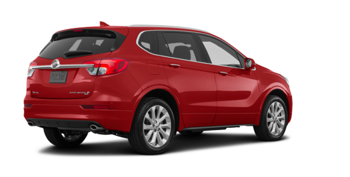 2017 Buick Envision Premium I | Photo 5 | Chili Red Metallic
