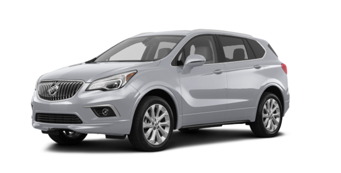 2017 Buick Envision Premium I | Photo 6 | Galaxy Silver Metallic