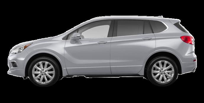 2017 Buick Envision Premium II | Photo 4 | Galaxy Silver Metallic