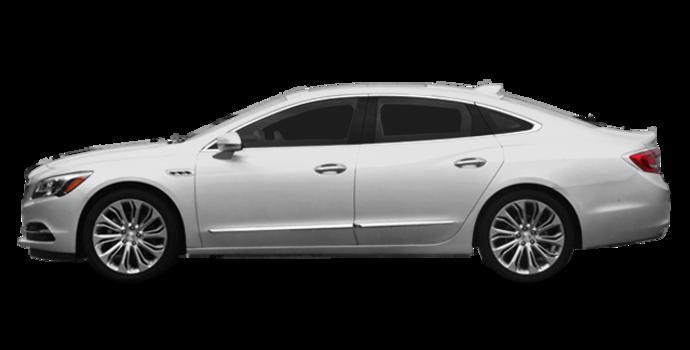 2017 Buick LaCrosse PREMIUM | Photo 4 | Summit White