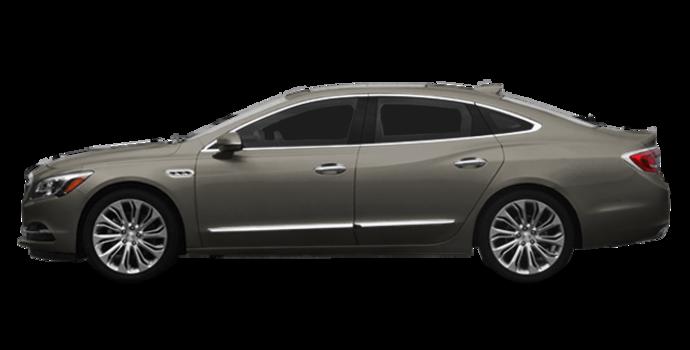 2017 Buick LaCrosse PREMIUM | Photo 4 | Pepperdust Metallic