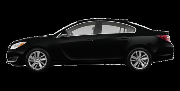 2017 Buick Regal BASE | Photo 4 | Black Onyx