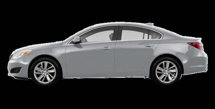 2017 Buick Regal PREMIUM II | Photo 4 | Quicksilver Metallic