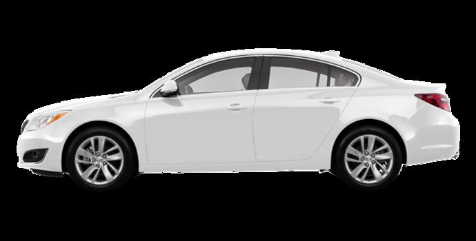 2017 Buick Regal PREMIUM II | Photo 4 | Summit White