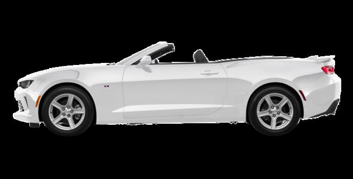 2017 Chevrolet Camaro convertible 1LS | Photo 4 | Summit White