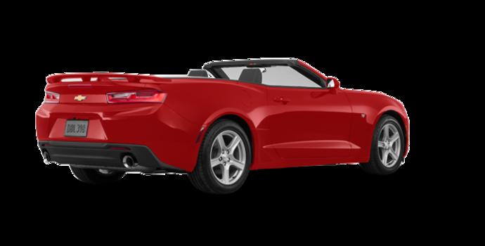 2017 Chevrolet Camaro convertible 1LS | Photo 5 | Garnet Red