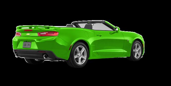 2017 Chevrolet Camaro convertible 1LS | Photo 5 | Krypton Green