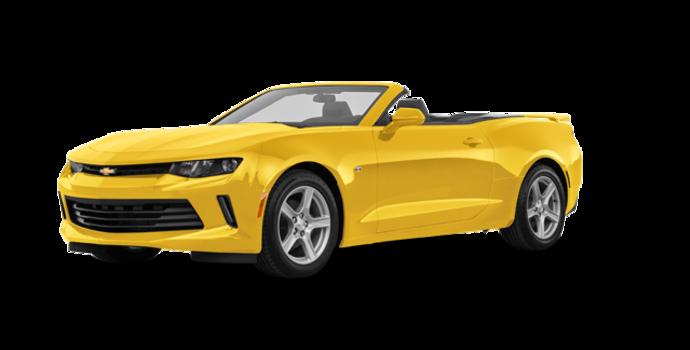 2017 Chevrolet Camaro convertible 1LS | Photo 6 | Bright Yellow