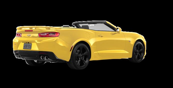 2017 Chevrolet Camaro convertible 1LT | Photo 5 | Bright Yellow