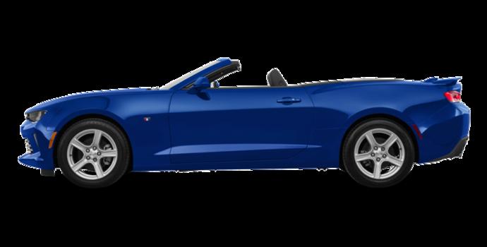 2017 Chevrolet Camaro convertible 2LT | Photo 4 | Hyper Blue Metallic