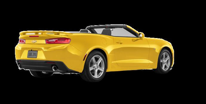 2017 Chevrolet Camaro convertible 2LT | Photo 5 | Bright Yellow
