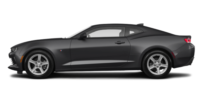 2017 Chevrolet Camaro coupe 1LS | Photo 4 | Nightfall Grey Metallic