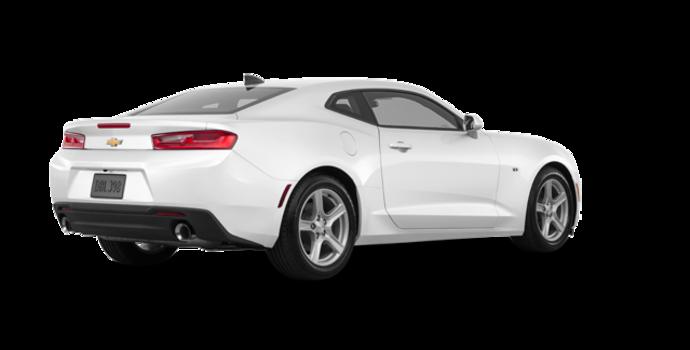 2017 Chevrolet Camaro coupe 1LS | Photo 5 | Summit White