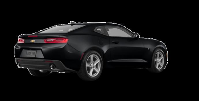 2017 Chevrolet Camaro coupe 1LS | Photo 5 | Black
