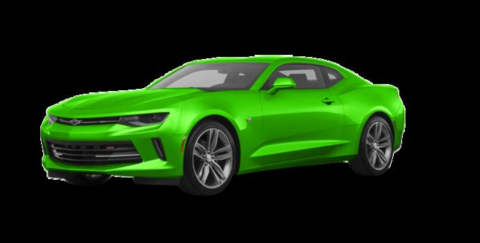 2017 Chevrolet Camaro coupe 2LT | Photo 6 | Krypton Green