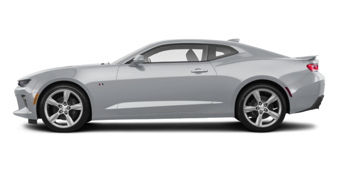 2017 Chevrolet Camaro coupe 2SS   Photo 4   Silver Ice Metallic