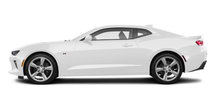 2017 Chevrolet Camaro coupe 2SS | Photo 4 | Summit White