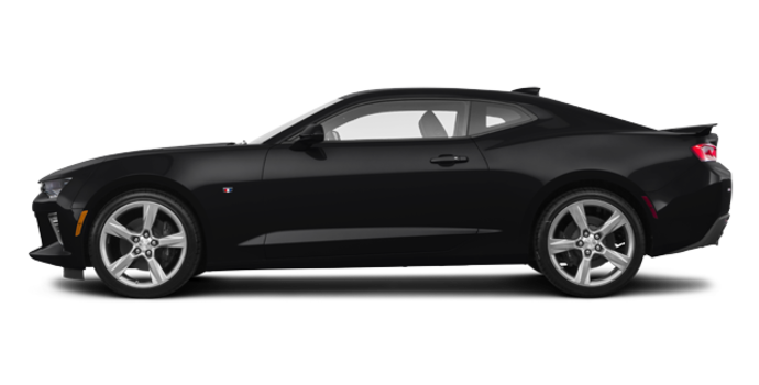 2017 Chevrolet Camaro coupe 2SS | Photo 4 | Mosaic Black Metallic