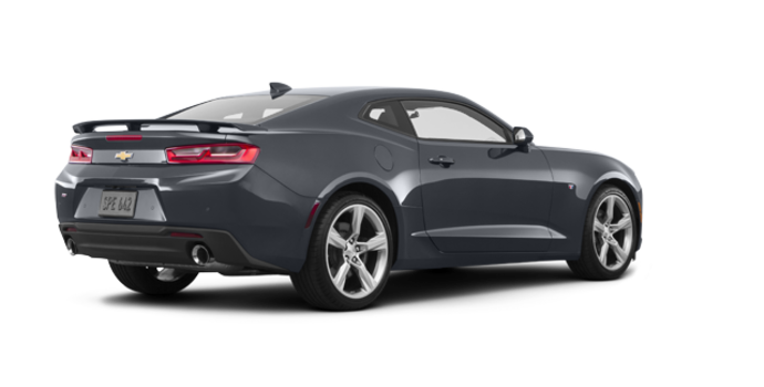 2017 Chevrolet Camaro coupe 2SS   Photo 5   Nightfall Grey Metallic