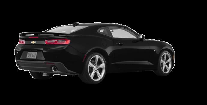 2017 Chevrolet Camaro coupe 2SS   Photo 5   Black