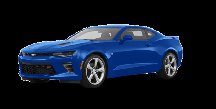 2017 Chevrolet Camaro coupe 2SS   Photo 6   Hyper Blue Metallic