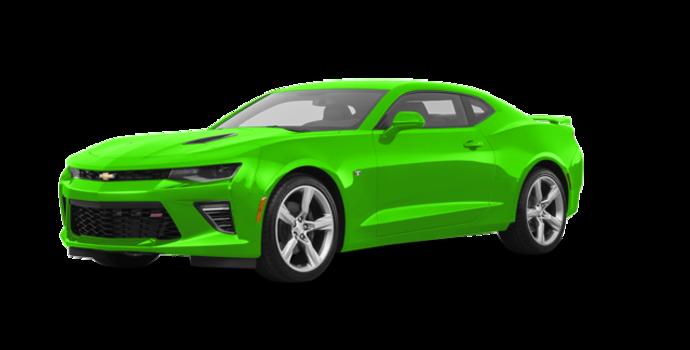 2017 Chevrolet Camaro coupe 2SS   Photo 6   Krypton Green