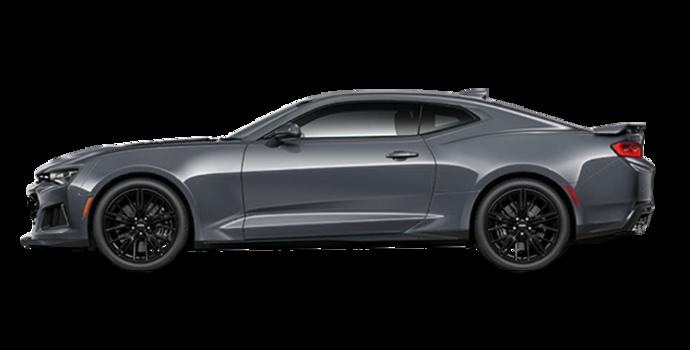 2017 Chevrolet Camaro coupe ZL1 | Photo 4 | Nightfall Grey Metallic