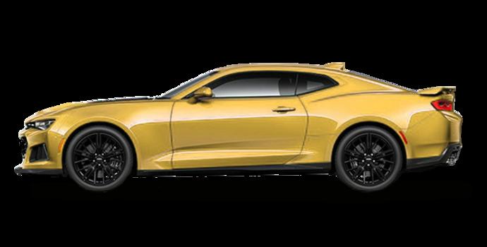 2017 Chevrolet Camaro coupe ZL1 | Photo 4 | Bright Yellow