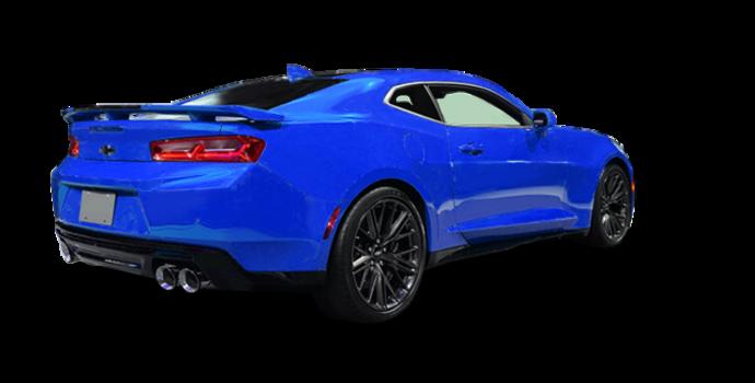2017 Chevrolet Camaro coupe ZL1 | Photo 5 | Hyper Blue Metallic