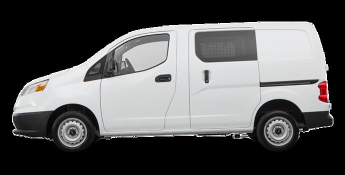 2017 Chevrolet City Express 1LT | Photo 4 | Designer White