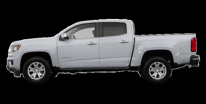 2017 Chevrolet Colorado LT | Photo 4 | Silver Ice Metallic