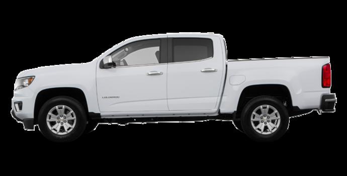 2017 Chevrolet Colorado LT | Photo 4 | Summit White