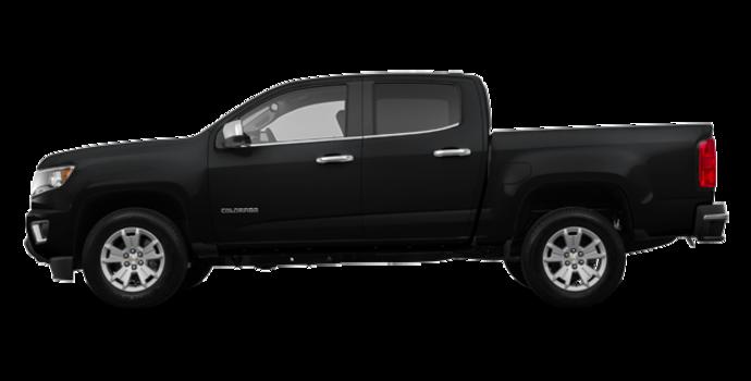 2017 Chevrolet Colorado LT | Photo 4 | Black