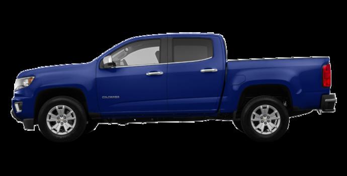 2017 Chevrolet Colorado LT | Photo 4 | Laser Blue Metallic