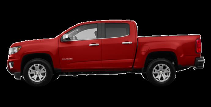 2017 Chevrolet Colorado LT | Photo 4 | Cajun Red
