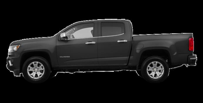 2017 Chevrolet Colorado LT | Photo 4 | Graphite Metallic