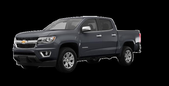 2017 Chevrolet Colorado LT | Photo 6 | Cyber Grey Metallic