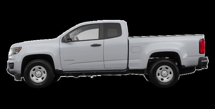 2017 Chevrolet Colorado WT | Photo 4 | Silver Ice Metallic