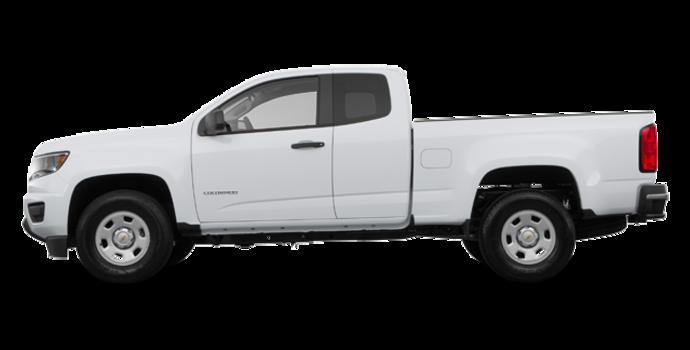 2017 Chevrolet Colorado WT | Photo 4 | Summit White