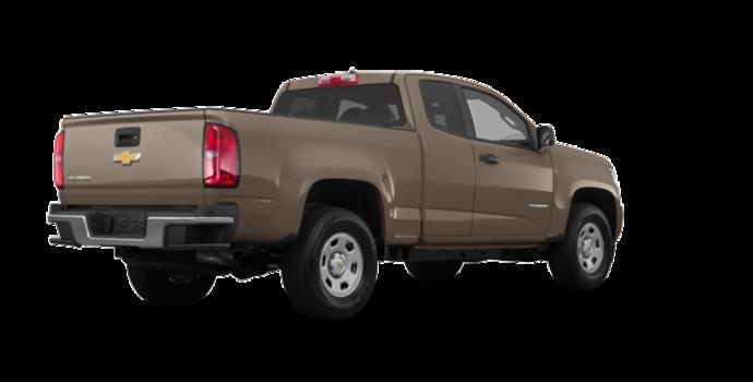 2017 Chevrolet Colorado WT | Photo 5 | Brownstone Metallic