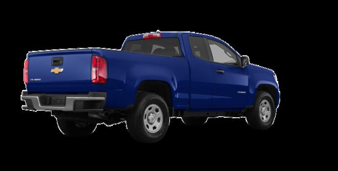 2017 Chevrolet Colorado WT | Photo 5 | Laser Blue Metallic