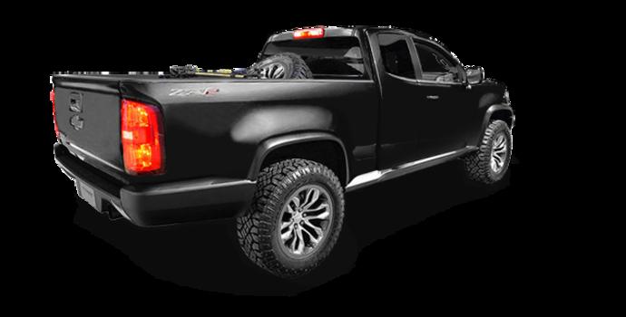 2017 Chevrolet Colorado ZR2   Photo 5   Black