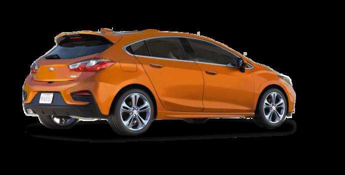 2017 Chevrolet Cruze Hatchback PREMIER | Photo 5 | Orange Burst Metallic
